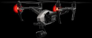 sewa drone dji inspire