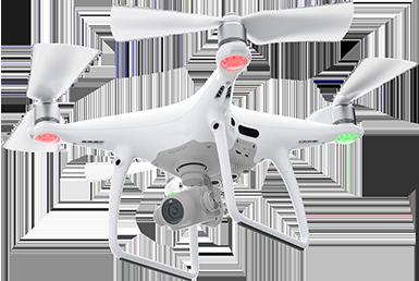 sewa drone DJI Phantom 4 PRO